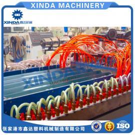 共挤波浪瓦设备|PVC共挤波浪瓦生产线|PVC波浪瓦生产线