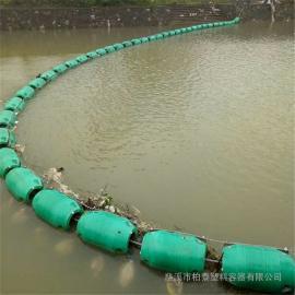 直径20公分 长度1米圆柱形水上拦污排批发直销