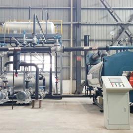 1吨、2吨、4吨燃气导热油锅炉
