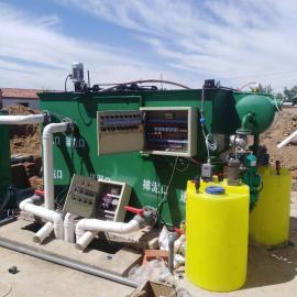 WSZ-A-10m3/h地埋式一体化污水处理设备