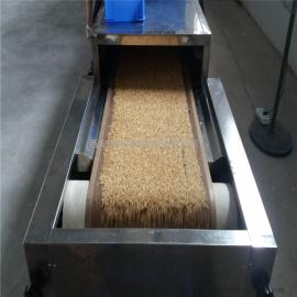 工艺最成熟的五谷杂粮烘烤机,微波杂粮熟化机,烤粗粮机