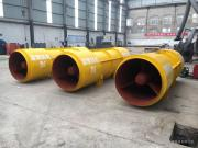 变频隧道风机/2*75KW隧道风机/隧道施工风机