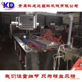 竹木纤维集成墙板设备生产线