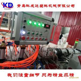 竹木纤维墙板生产设备厂家