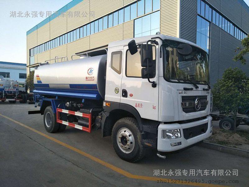 东风新款D9洒水车 厂家供应各种型号洒水车欢迎采购