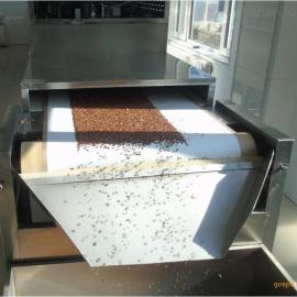 五谷杂粮熟化用什么设备好?微波五谷杂粮低温烘焙设备
