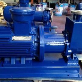 ZCQ不锈钢自吸磁力泵源头厂家 防爆无泄漏耐腐蚀泵 磁力化工泵