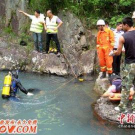 水下切割钻杆