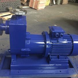 ZCQ50-40-145�o泄漏不�P�自吸泵�x型��r 防爆磁力��幼晕�泵