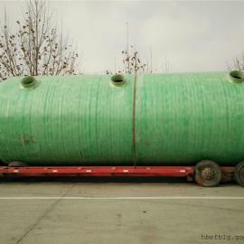 玻璃钢雨水收集池生产厂家