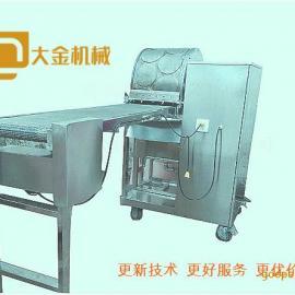烤鸭饼机,烤鸭饼机厂家供应全自动烤鸭饼机面皮机
