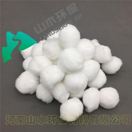 纤维球亲水疏油 纤维球滤料