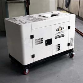 10kw柴油发电机无刷纯铜