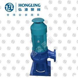 LW立式不锈钢无阻塞排污泵