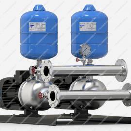 全自动变频供水设备_变频供水设备方案报价_不锈钢变频供水设备