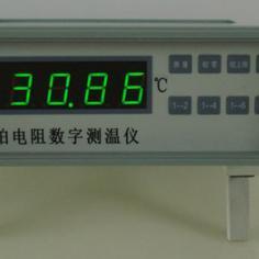 校准式铂电阻数字测温仪