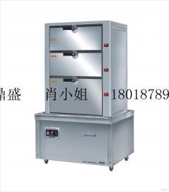 酒店后厨使用的大功率电磁猛火灶 大炒锅蒸饭柜不锈钢材质