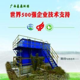 国产MBR一体化污水处理设备中水回用处理 工业污水治理
