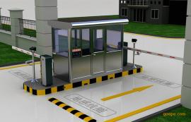 停车场管理系统,智能感应设备