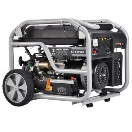 德国进口小型汽油5000W发电机-EU5500DE