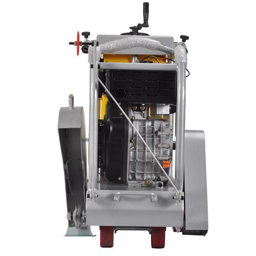 进口18P柴油汽油斯巴鲁切割机开槽机HS-450D