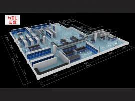 WOL 公司承接实验室车间设计规划