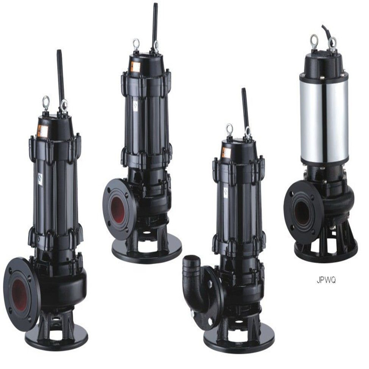 WQR耐热式污水潜水泵