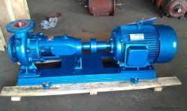IS型单级单吸卧式离心泵清水泵农田灌溉清水泵循环泵
