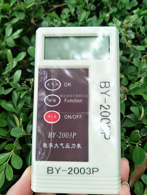 BY-2003P 数字温度大气压力计