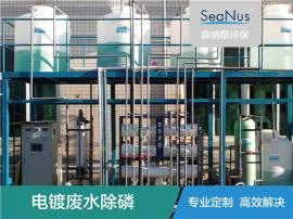 电镀废水除磷剂