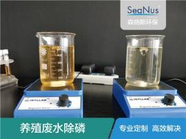 电镀废水磷超标就用森纳斯除磷剂来处理