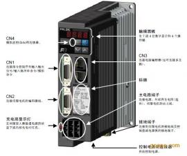 富士伺服驱动器RYH152F5-VV2伺服电机1.5KW