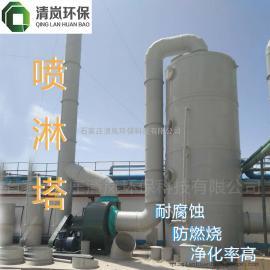 PP脱硫塔PP洗涤塔酸雾净化塔氨吹脱塔喷淋塔废气设备环保设备
