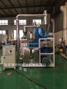 磨盘式磨粉机-PE/PET塑料磨粉机