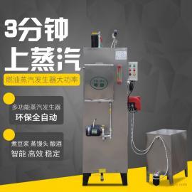 旭恩100kg燃油汽蒸汽发生器节能蒸汽锅炉