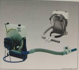 哈逊背负式机动超微粒喷雾器98600A 园林打药机喷雾机