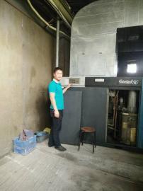 长安博格(伯格)空压机销售,维修,保养一体化工程服务