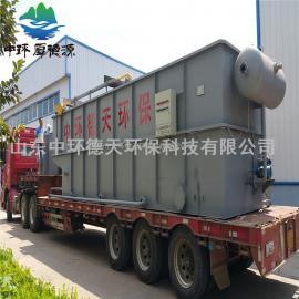 平流式溶气气浮机 竖流式一体化气浮机 屠宰养殖污水处理设备