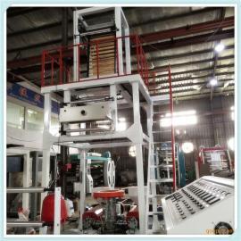 供应ABA塑料吹膜机小型双螺杆吹膜机质量保证