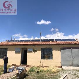 中科院2000w太阳能离网发电系统
