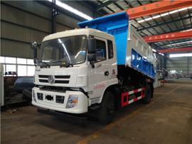 耐腐蚀10吨污泥运输车价格