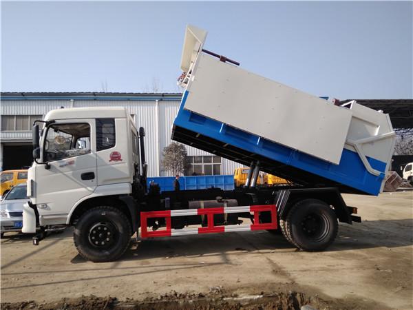 全密封运输10吨12吨含水污泥车报价