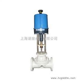 电动大流量隔膜调节阀产品供应