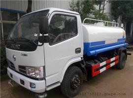 5吨园林绿化浇水车-5吨抗旱运水车-5立方拉水车运水车价格说明