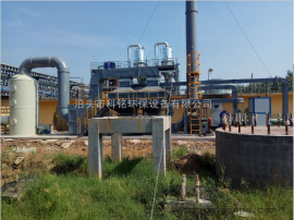 10万风量工业有机废气治理催化燃烧设备RCO/RTO法焚烧废气