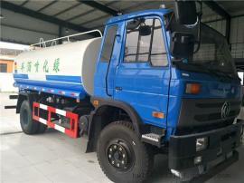抗旱应急送水车-新款8吨运水车-10立方保温拉水车价格说明