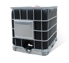 黑色遮光吨桶 海运集装箱方桶