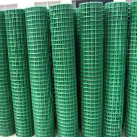 工厂直销:1.5*30米圈地隔离波浪形围栏网&2.5mm浸塑荷兰网出厂价