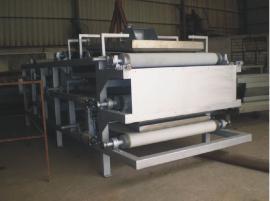 高效带式污泥脱水机结构和选型