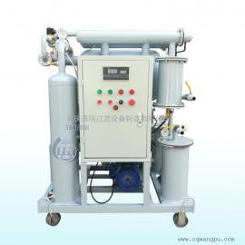 小型移动式绝缘油真空滤油机